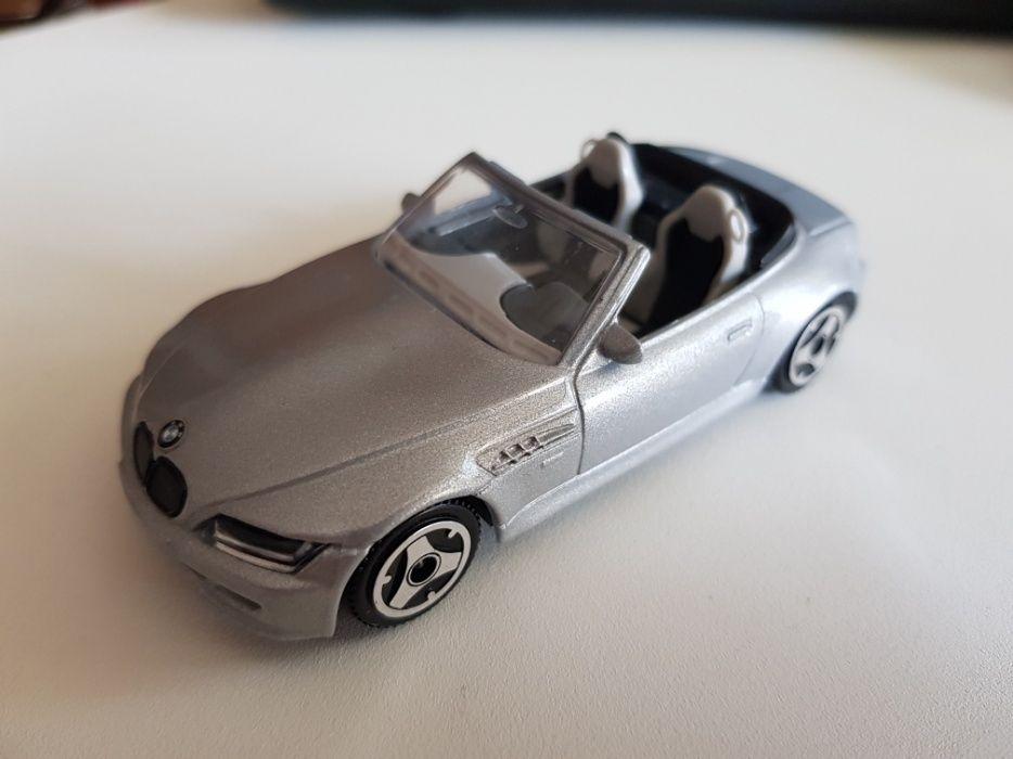 Macheta BMW M Roadster, scara 1/43