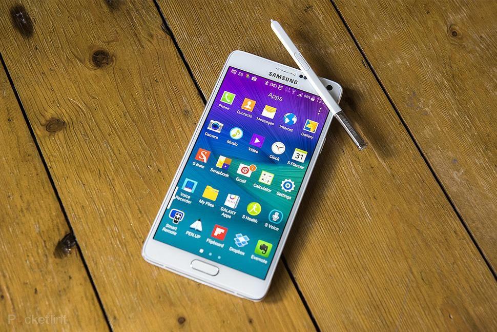Samsung Note 4 Novinho