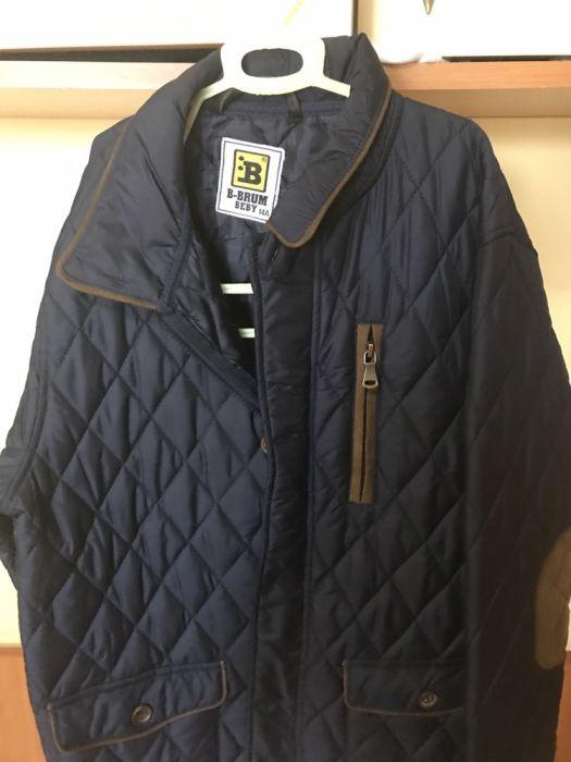 Jacheta stil burberry bleumarin băieți mar.S