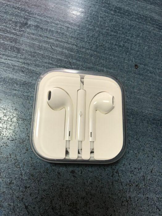 Оригинално хендсфри от iPhone 6s-чисто ново, 3,5мм жак