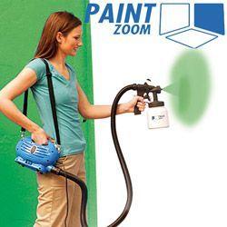 Paint Zoom aparat pistol spray profesional pentru vopsit si zugravit