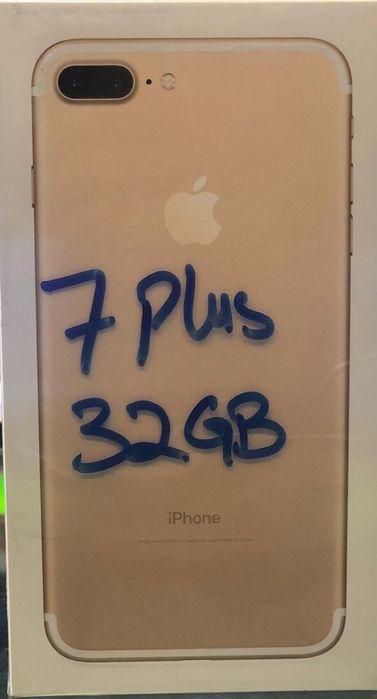 IPhone 7plus 32gb selado