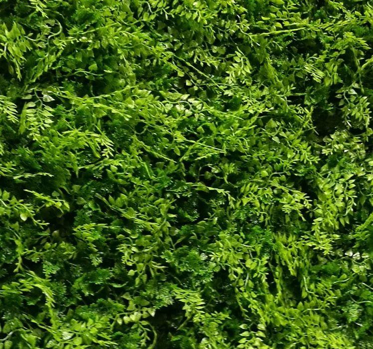 VV 6117 GREENWALL small-leaves-gard viu artificial