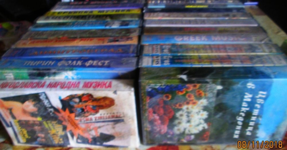 +Продавам видео касети с музика гр. Шумен - image 2