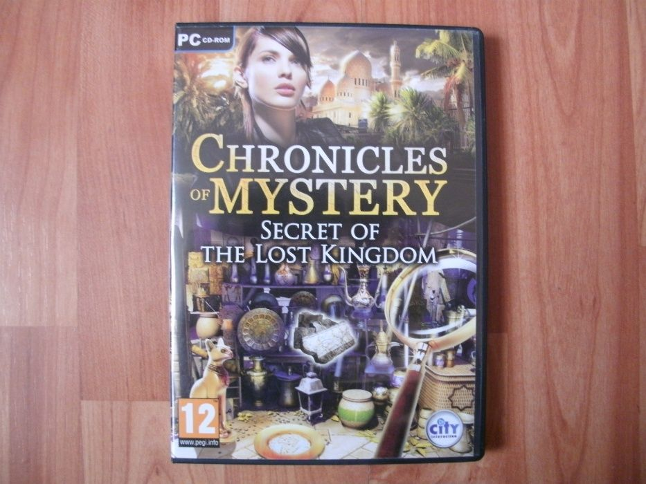 joc PC Chronicles of Mystery