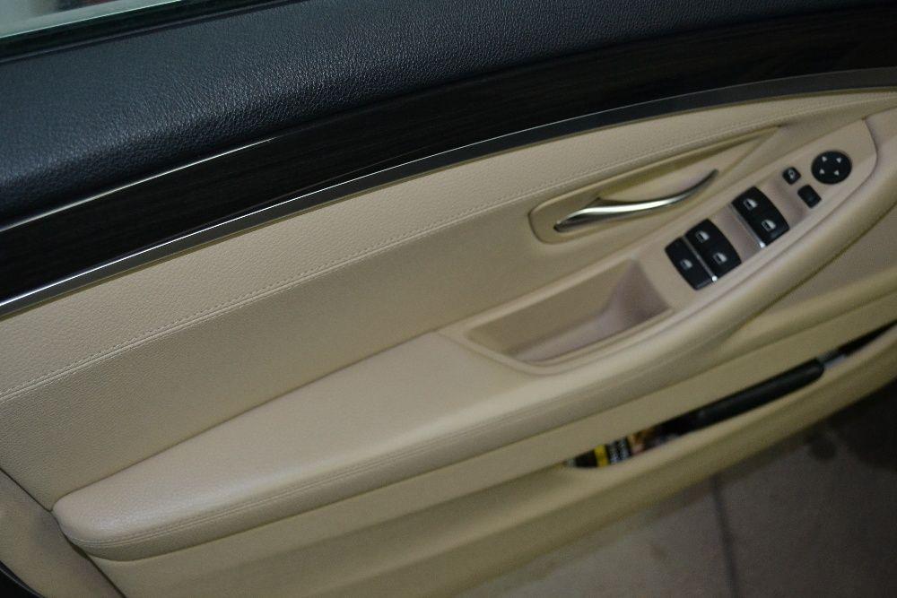 Cotiere BMW F-10 seria 5-Reconditionam Volane Vindem Vopsea Piele BEJ