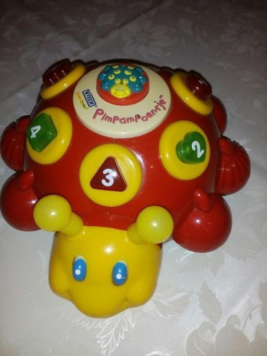 Vtech-музикална играчка