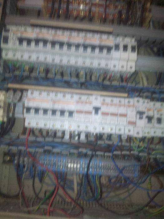 prestacao de servicos de electricitas