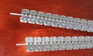 Механические соединители для транспортёрной ленты