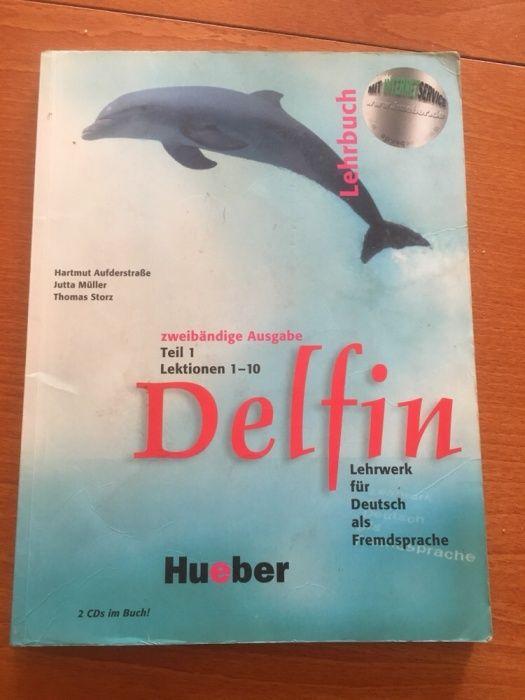 Учебник по немски Delfin