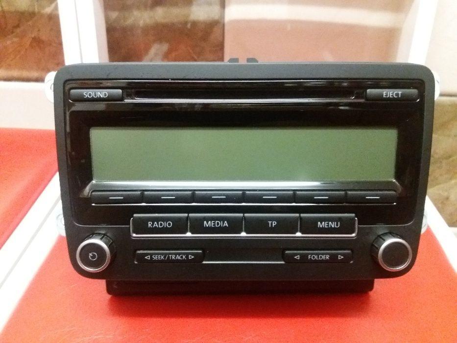 vand radio cd original vw rcd 300