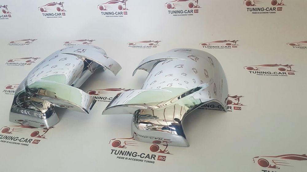 Capace oglinzi Chrome Renault master 2010-2018