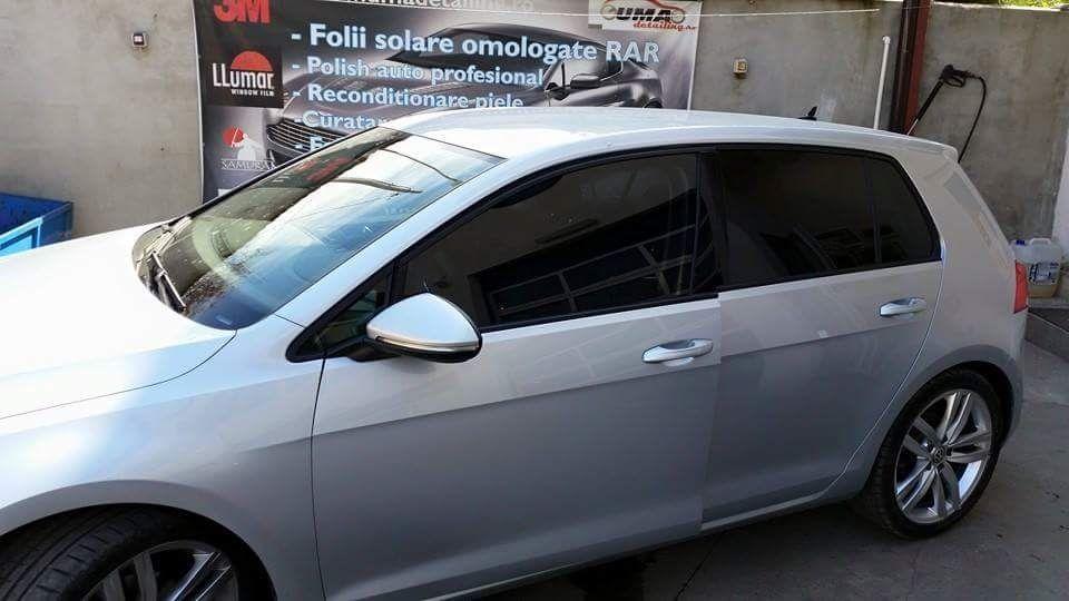 Folii auto autorizate RAR / Folii solare auto / Folii auto omologate