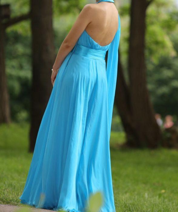 Дълга официална рокля и гащеризон MOHITO