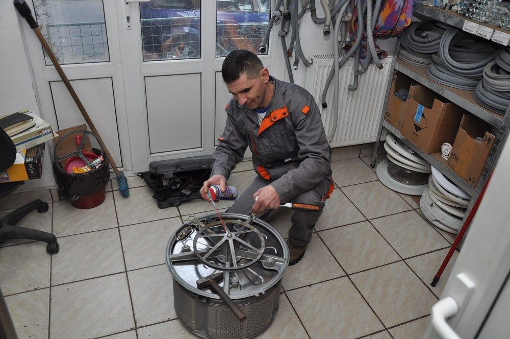 Reparatii masini de spalat automate