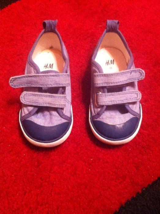 pantofiori bebe nr 23