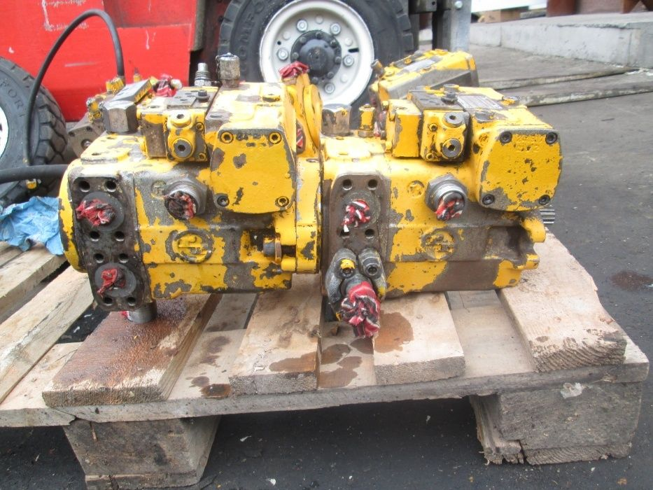 Pompa Hydromatik A11VG50ES11 Brasov - imagine 5