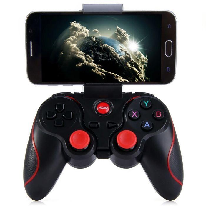Беспроводной Bluetooth джойстик для игры на мобильных телефонах!