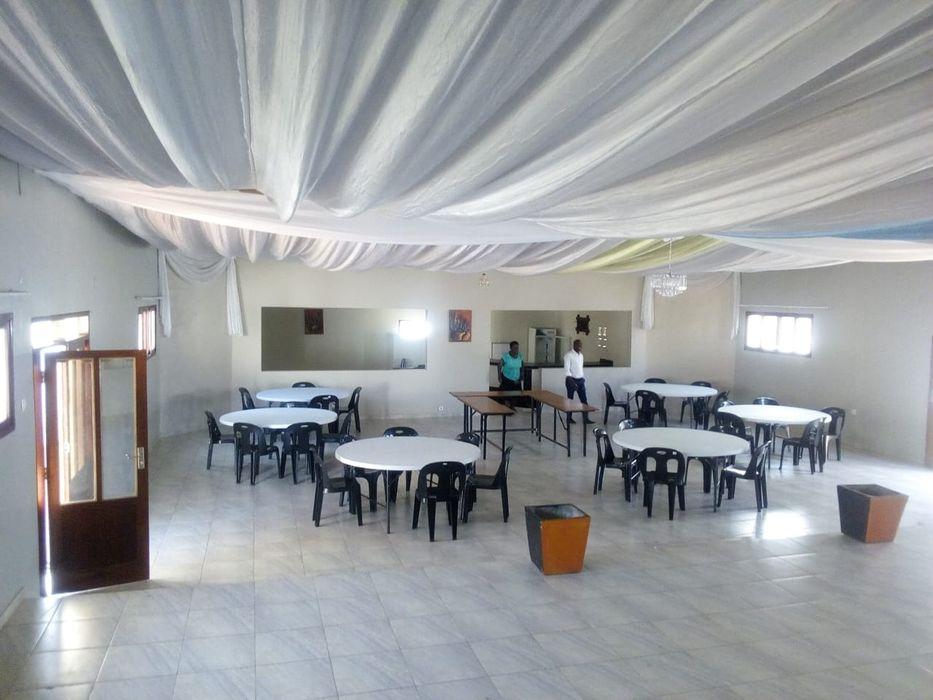 Salao de eventos e guest house