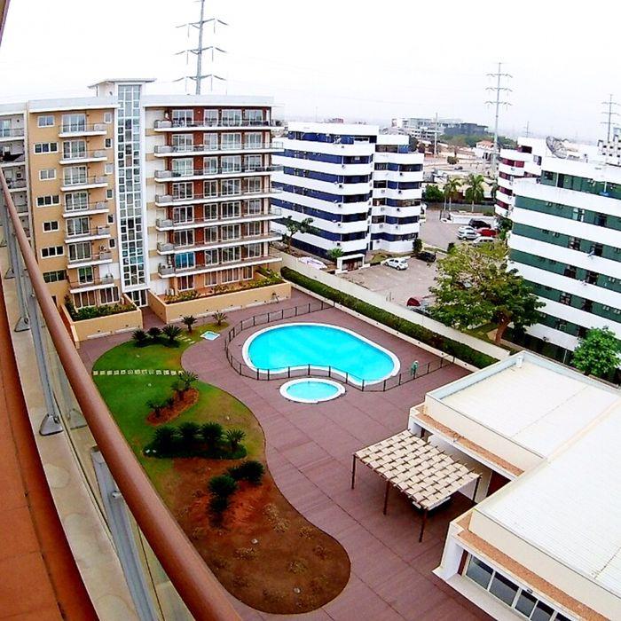 Arrendamos Apartamento T3+1 Condomínio Cristal Terrace Talatona