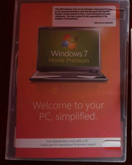 Licenta Windows 7