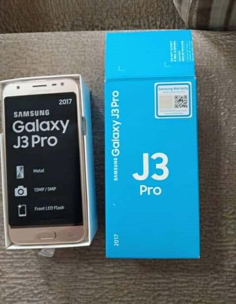 Samsung Galaxi j3pro disponível