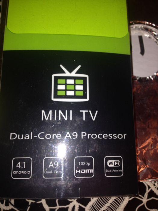 mini Smart tv si mini tastatura livrare sec 2