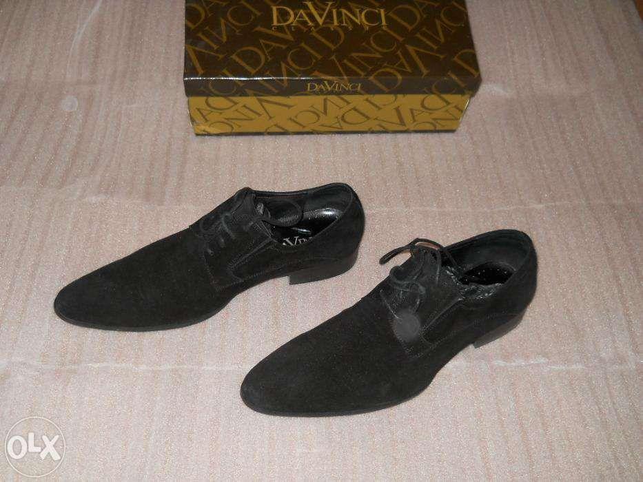 pantofi barbat Leonardo absolut noi pantofi barbatesti