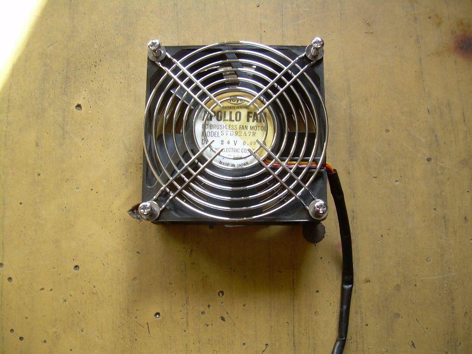 вентилатор,24волта