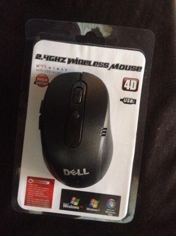 Mouse Wireless (sem fio) Longo Alcance