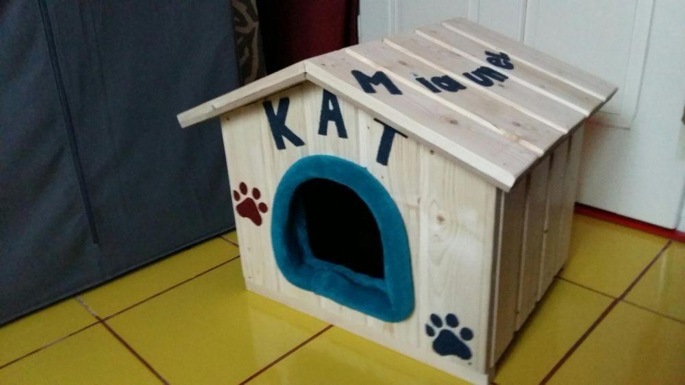 Casute pentru pisicute de exterior Pitesti - imagine 1
