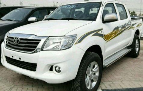 Toyota Hilux novo 0km Ingombota - imagem 1