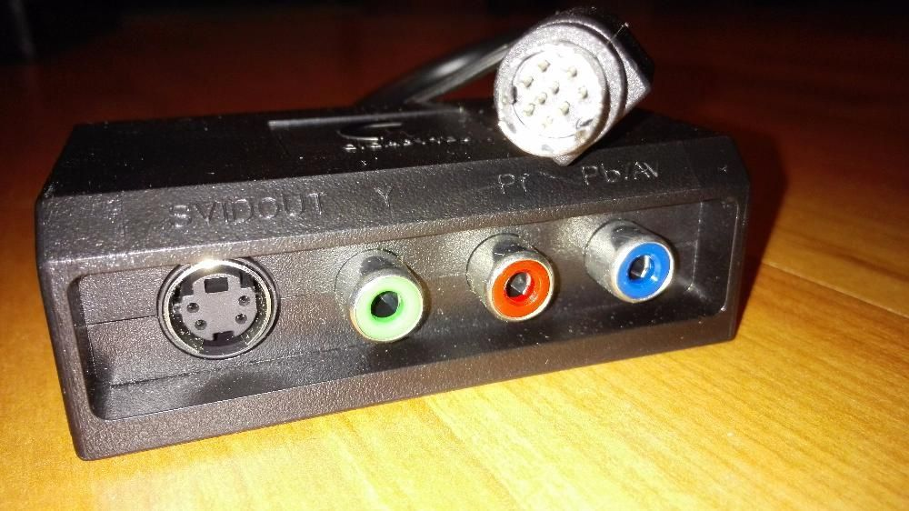 Adaptor S - Video pentru placa video/TV - 9 pini