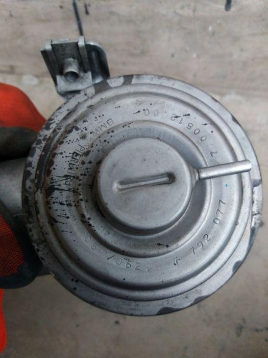 Vand egr de bmw 320d e90