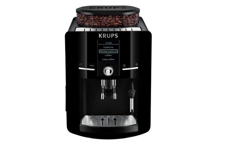 OCAZIE - Espressor automat Krups EA8250PE, 1450W, 15 bar, 1.8 L