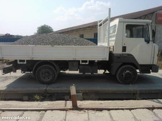 Transport basculabil 0.5 - 4 m3 nisip ,moloz, produse balastiera, sort