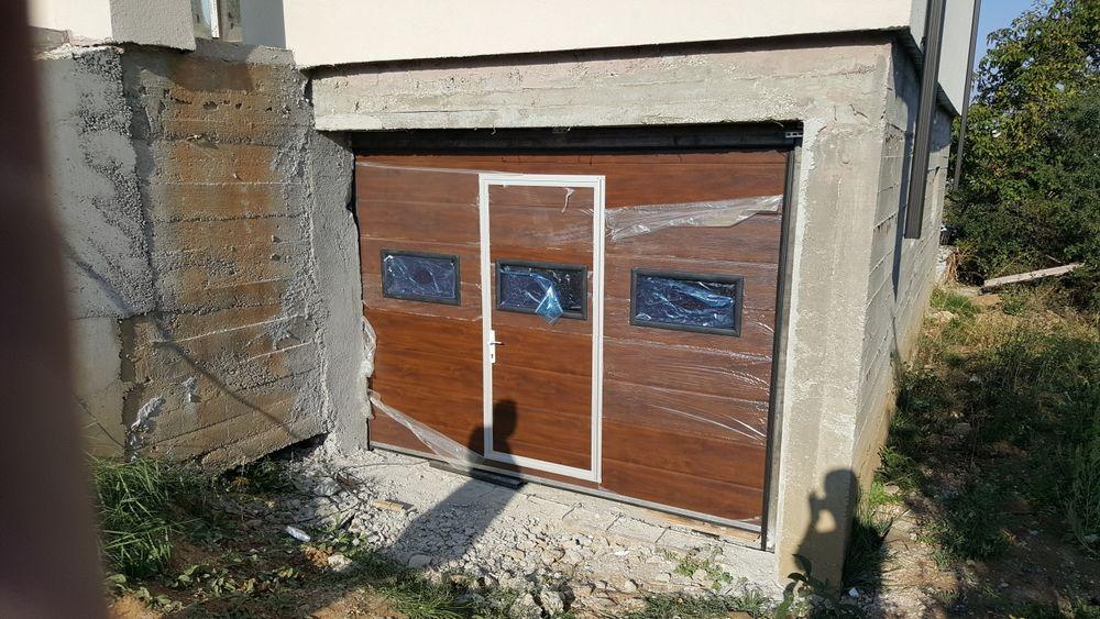 Usa Garaj Sectionala 2860x2100 Stejar - Cluj Napoca