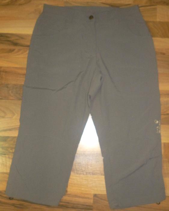 Pantaloni dama JACK WOLFSKIN 36 S/M trei sferturi transport inclus