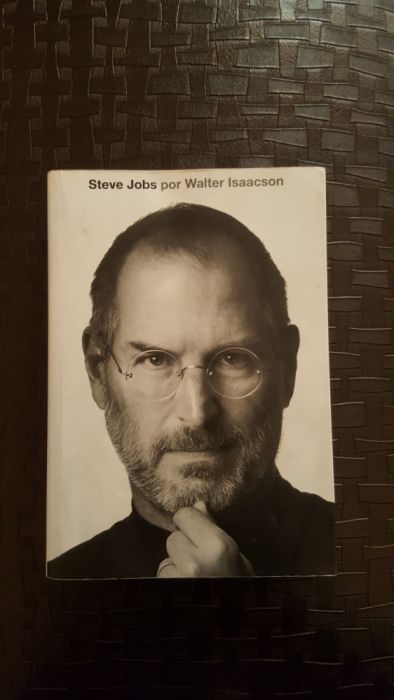Livro: Steve Jobs por Walter Isaacson