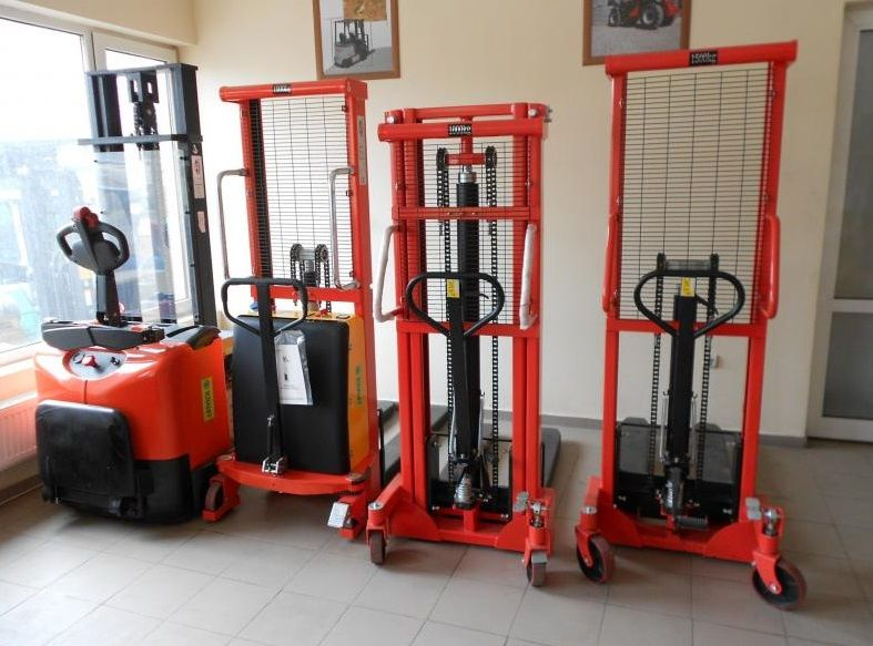 stivuitor manual 1500 kg ridicare la 1,6 m