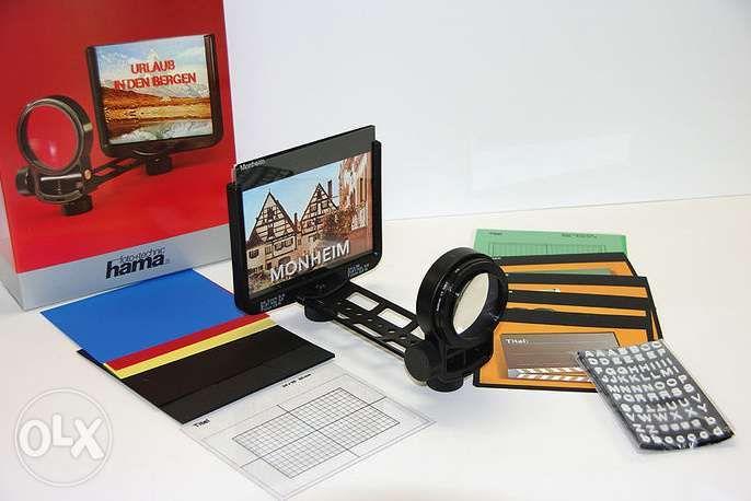 Titler Photo Foto efecte speciale filtre studio video editare titluri