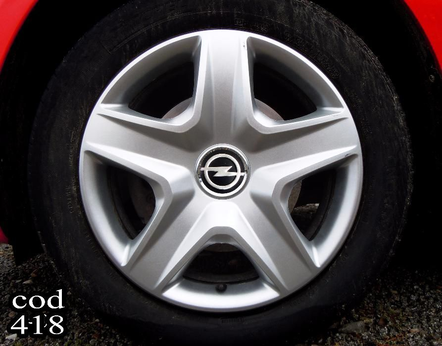Capace roti 16 Opel - Imitatie Jante Aliaj
