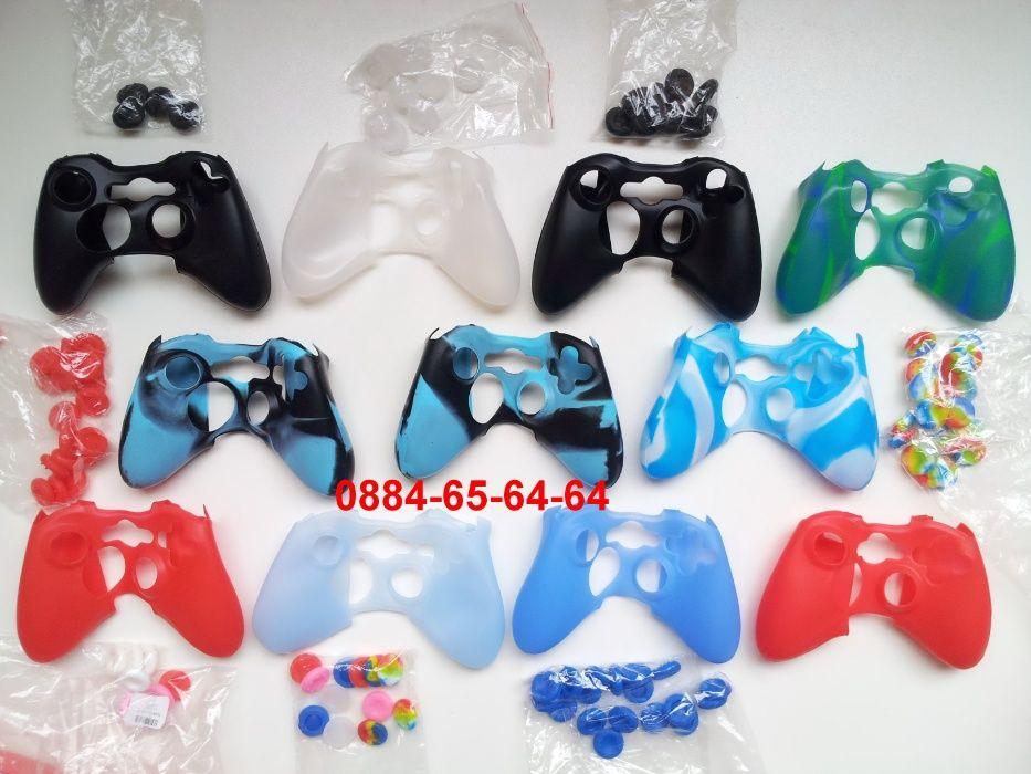 Xbox360 XBOX One + ТАПИ Силиконов Протектор Контролер ...