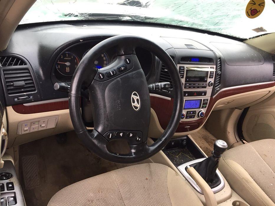Chit conversie volan Hyundai Santa Fe an 2008