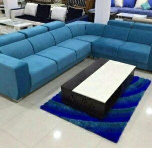 Sofa L importado