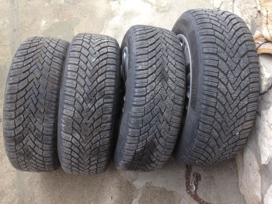 Зимни гуми Continental ContiWinterContact TS 850 DOT 3615