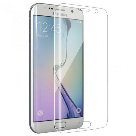 Folie de sticla 3D transparenta compatibila cu Samsung Galaxy S7 Edge