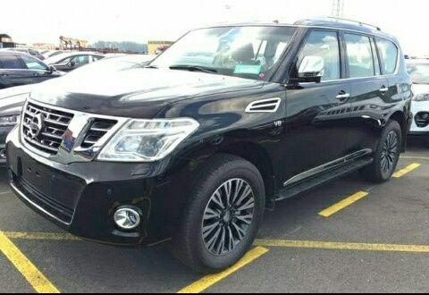 Nissan Patrol Obama Viana - imagem 1
