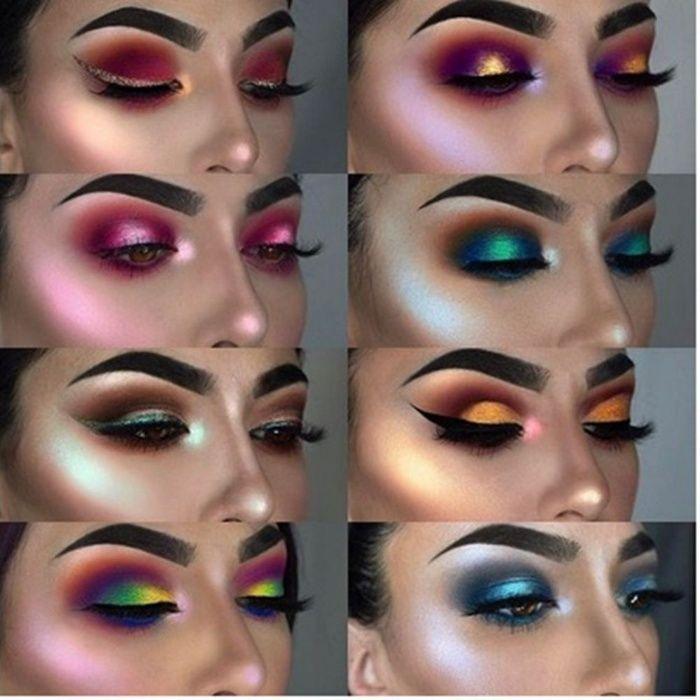 Eyeshadow / Glitter/ Pigments - Fard Pleoape -Pigmenti f accentuati