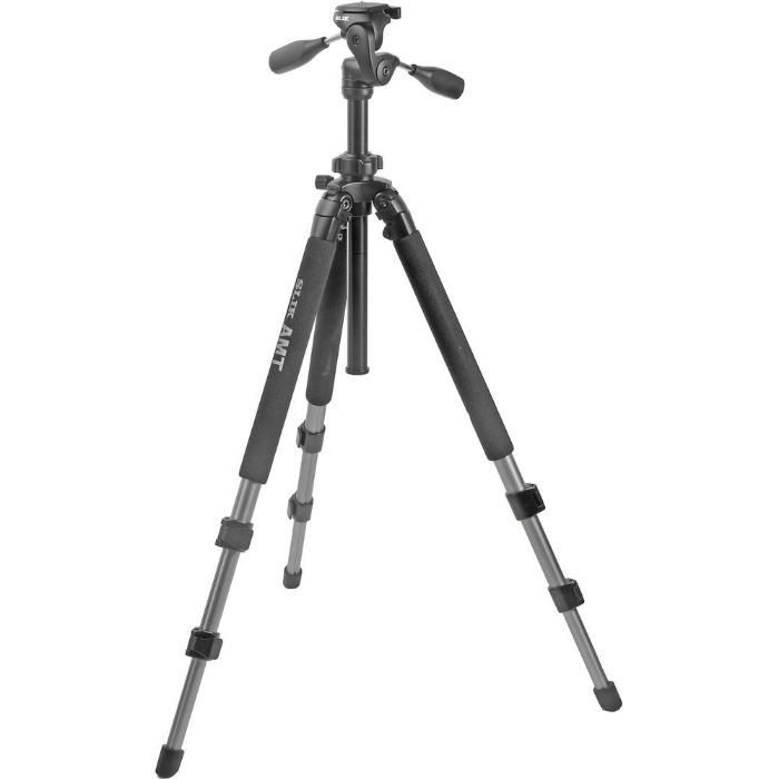 Трипод/штатив SLIK PRO 500DX - самый прочный и высокий за свои деньги.
